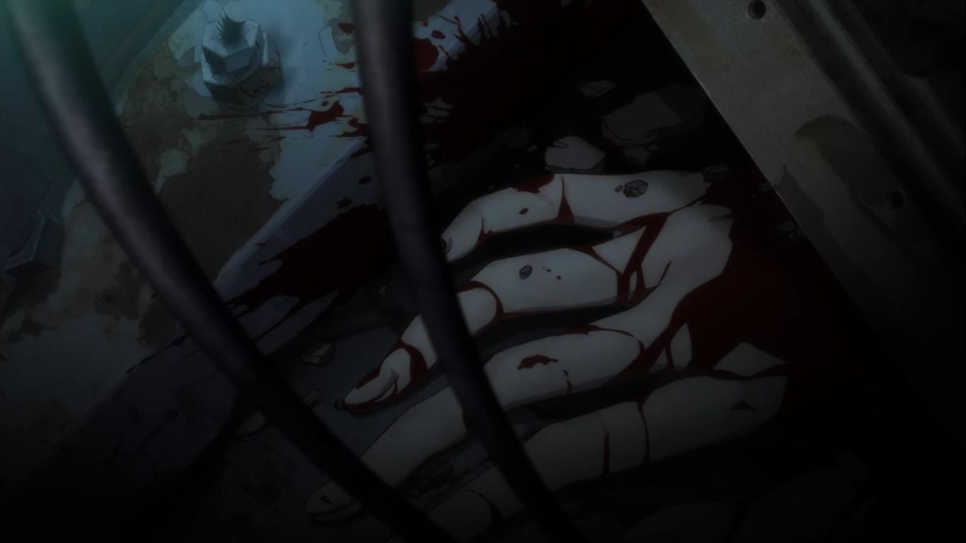 another anime umbrella death - photo #34